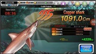 FISHING SUPERSTARS: GALAXY VS COPPER SHARK CHALLENGE [06/03/2017]