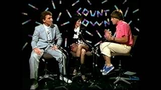 Countdown (Australia)- Humdrum- Molly Meldrum Interviews Cher and Fee Waybill- November 29, 1981