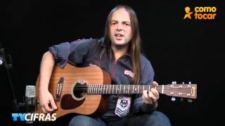 Bon Jovi - Wanted Dead or Alive (Acústico) Aula de violão com Gus Monsanto
