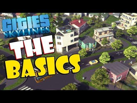 Cities: Skylines - Basics for beginners