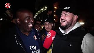 Arsenal 3-1 Brentford   We Didn't Get Humiliated Like Manchester United!! (DT)