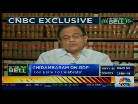 Chidambaram Cautious On 7% GDP