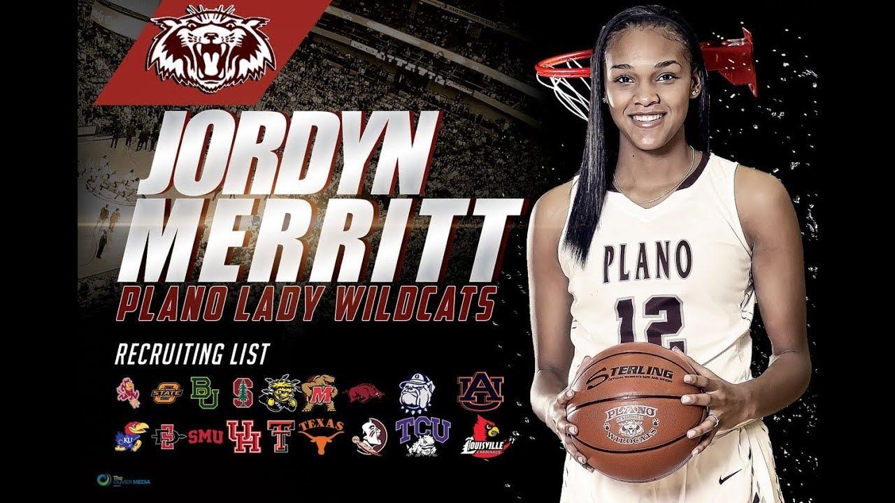 Jordyn Merritt's Women's Basketball Recruiting Profile