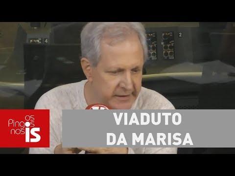 Augusto: A Cidade Que Não Tem Uma Avenida Ruth Cardoso Cria O Viaduto Da Marisa