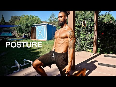 Posture Workout *Simple Posture Routine*