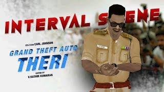 GTA San Andreas -Theri - Interval Scene Remix