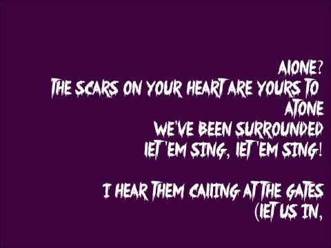 Bring Me The Horizon - Empire (Let Them Sing) {Lyrics}