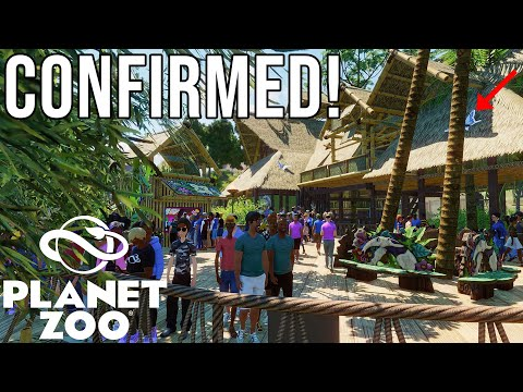 South America Pack CONFIRMED 🌎 Planet Zoo 🌎 |