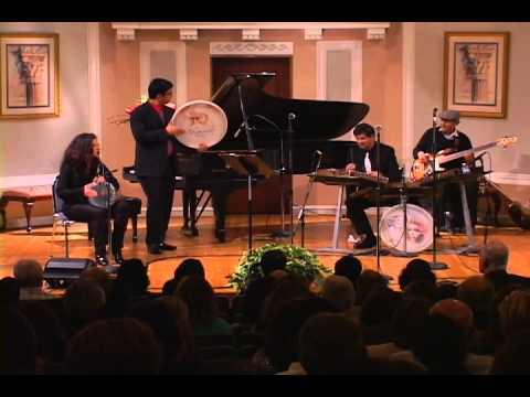 Nejad's improvisation & Bay Area Musicians