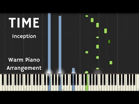 Inception - Time (Synthesia) || TedescoCreations