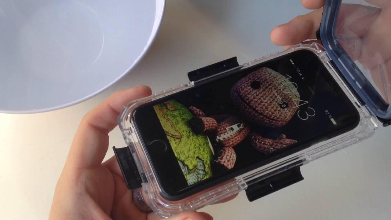 Undervattens Skal Iphone 6