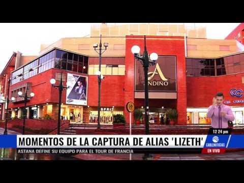 Una de las detenidas por el atentado del C.C. Andino portaba arma de fuego