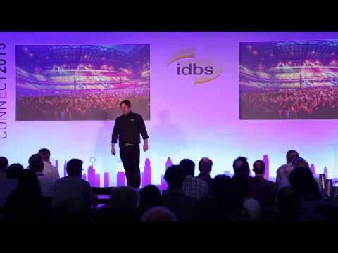 Connect 2015: Connecting minds in the knowledge economy - Peter Murray, IDBS