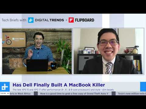 Tech's Working From Home Policy, Dell's MacBook Pro Rival, Microsoft Build Preview - Tech Briefs