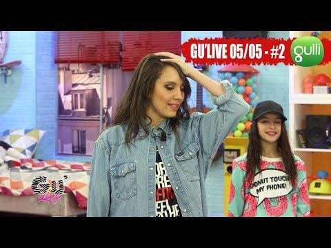 GU&39; 0505 - En avant la musique avec Sabrina Lonis  Les samedis à 13h30 sur Gulli 2
