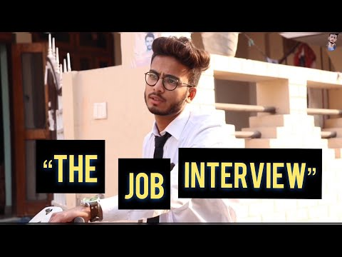 THE JOB INTERVIEW - | Elvish Yadav |