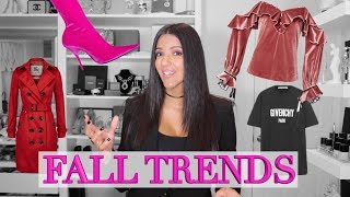 Fall Fashion Trends - The Pieces You NEED to Look Like a Blogger!