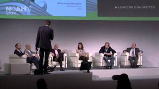NOAH12 London - How to do Online Payment, Panel