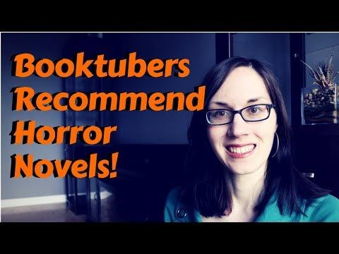Horror Booktubers Recommend Horror Book | #horrortube #horrorbooks