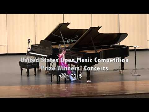 Mozart - Sonatina Rondo (C Major), USOMC | Harriet Gensler