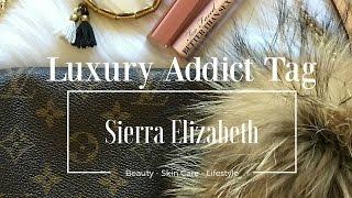 Luxury Addict Tag!