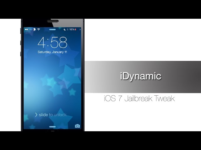 How to add new Dynamic Wallpapers to iPhone in iOS 7