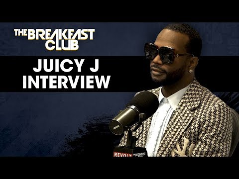 Juicy J Talks Mac Miller, Fatherhood & Crunk Music Standing