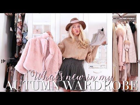 What's New In My Wardrobe ~ AUTUMN FASHION EDIT/HAUL WEEK ROUND UP