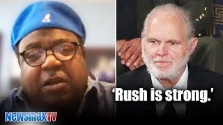 'Rush will beat cancer'   Bo Snerdley