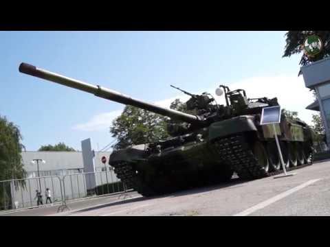 Partner 2017 International Fair of Armaments Defense Equipment Exhibition Belgrade Serbia Day 3