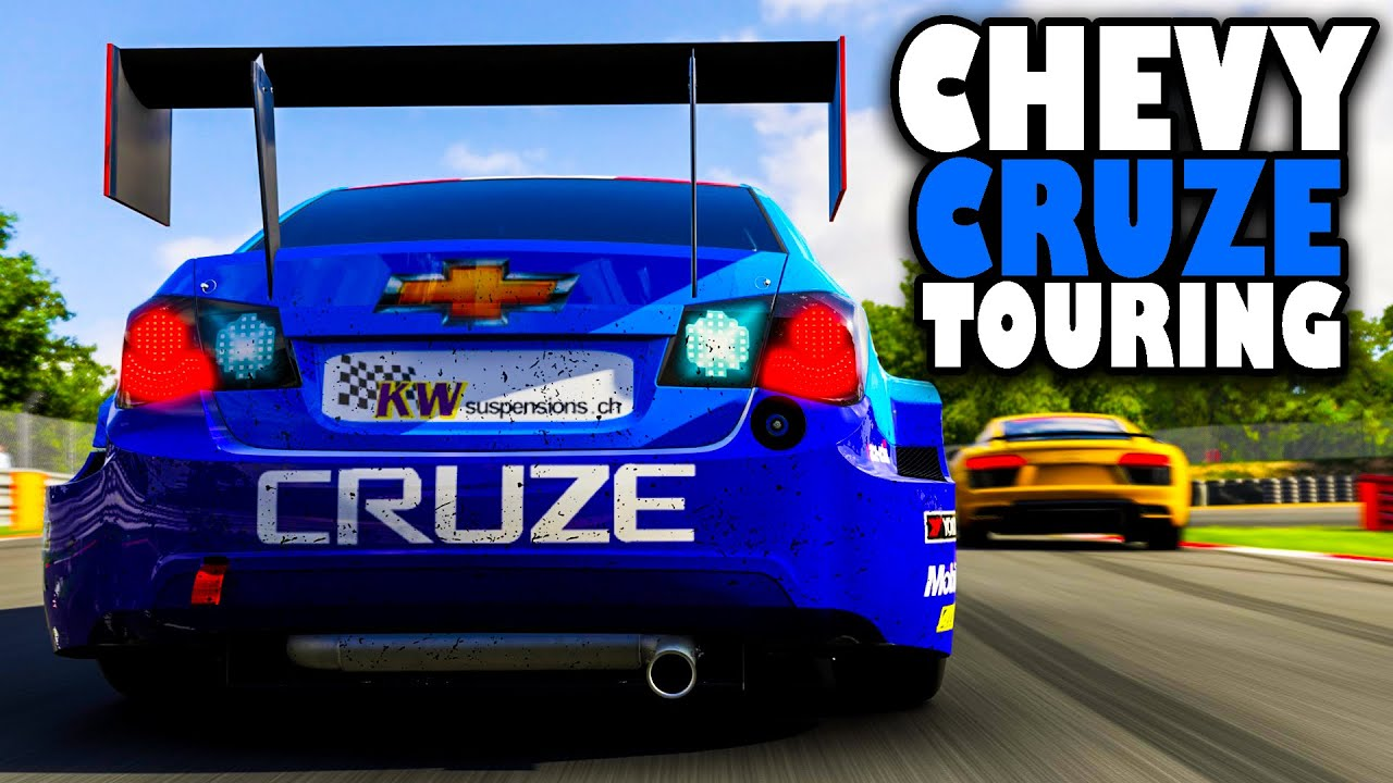 SURPRISING SUPERCAR SLAYER! - CHEVROLET CRUZE TOURING RACING (Forza ...