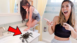 PRANKING MY KIDS FOR 24 HOURS!! **EPIC**
