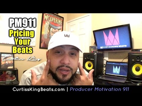 Producer Motivation 911 - Pricing - What Your Beat Prices Say About Your Business