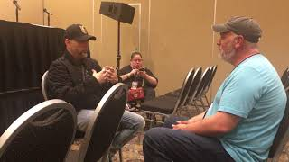 Steve Grad from Pawn Stars: Exclusive Interview at RICC 2018!
