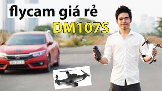 Review Flycam giá Rẻ DM107S Mới Ra Mắt - JOLAVN