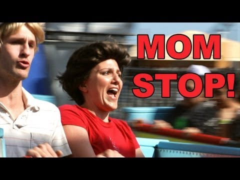 Embarrassing MOM: Dancing and Screaming!