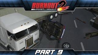 Burnout 2: Point of Impact (Part 9) - The Pileup Spectacular - HGPlay