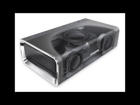 BEST PORTABLE 2.1 SURROUND BLUETOOTH SPEAKER 90 WATT SYSTEM