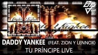 Video Daddy Yankee - Tu Príncipe Live - Feat. Zion & Lennox - Barrio Fino En Directo download MP3, 3GP, MP4, WEBM, AVI, FLV Agustus 2018