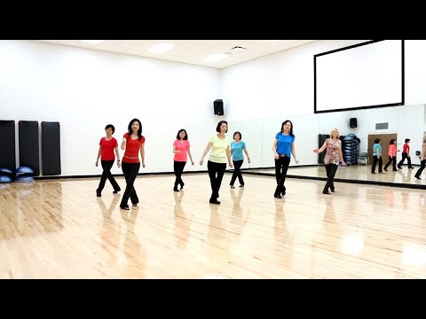 In Other Words - Line Dance (Dance & Teach In English & 中文)