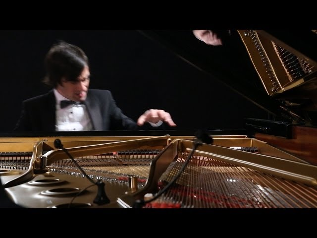 Stravinsky - The Firebird (arr. Agosti) Alberto Chines, piano [HD]
