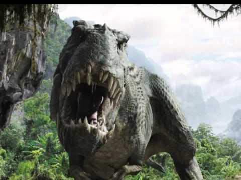 Hall of saurischian Dinosaurs Video