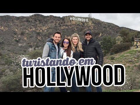 Hollywood, Beverly Hills e Pier de Santa Monica - Vlog 14 (Los Angeles)