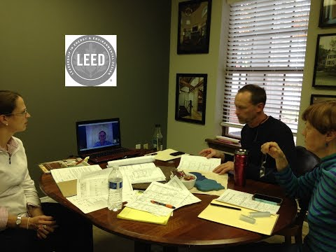 LEED for Homes Documentation Tips