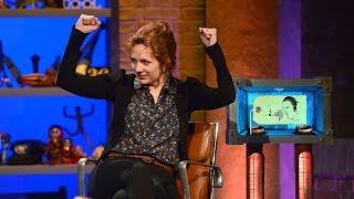 Katherine Parkinson hates DJs that interupt songs - Room 101 Episode 8 Preview - BBC One