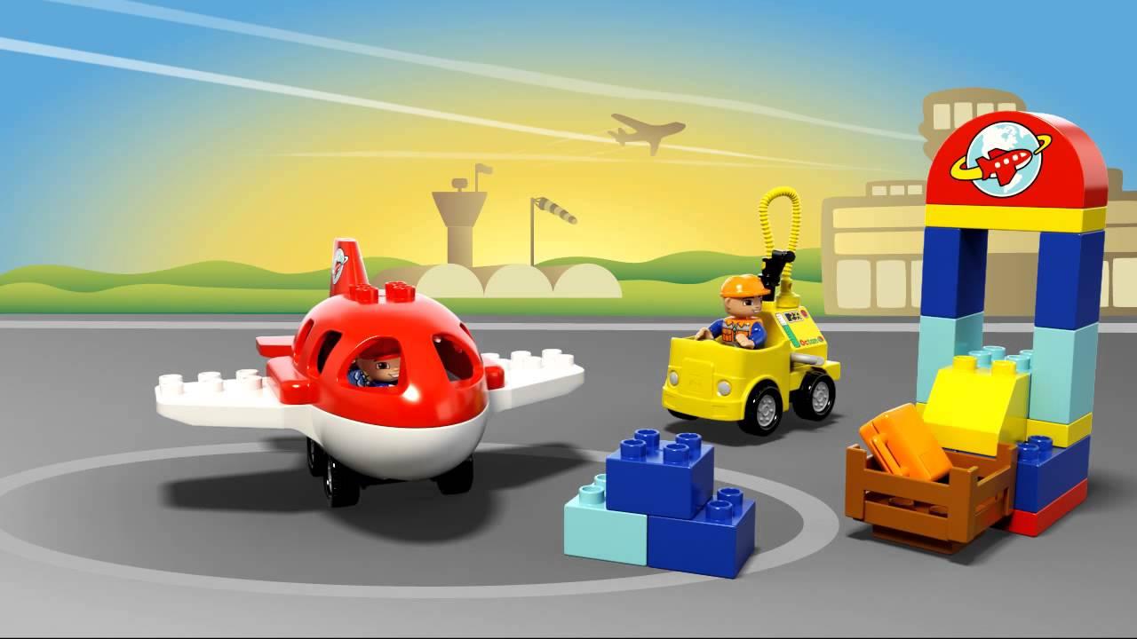 New Lego Duplo Airport 10590 Pagebdcom