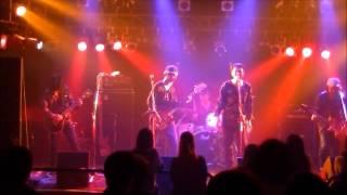 2013.10.13 CARAVAN SARY 高知県在住 ベース ただお ギター たかち・まつうら ドラム ひらやま ヴォーカル ジャムきくち オリジナルもありま...