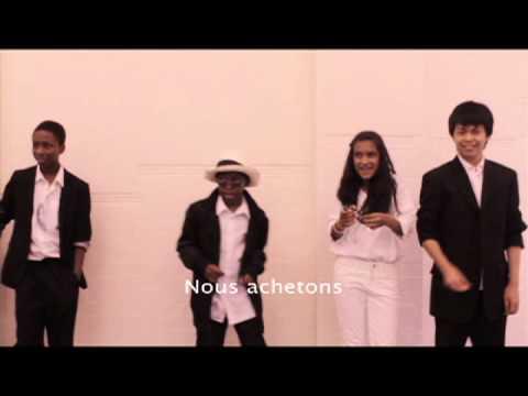 French Rap Present Tense