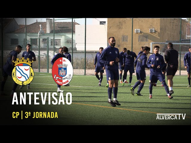 FC Alverca x UD Santarém - Antevisão