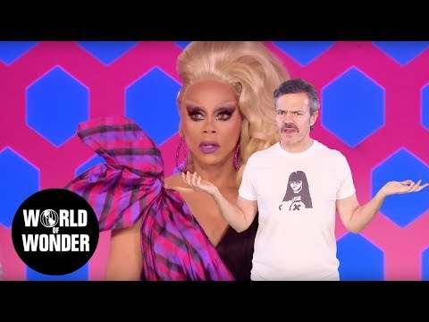 """Spoiler Alert! RuPaul's Drag Race AS3 Ep8 Extra Lap Recap """"A Jury of their Queers"""""""